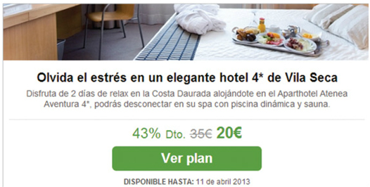 mensaje email marketing
